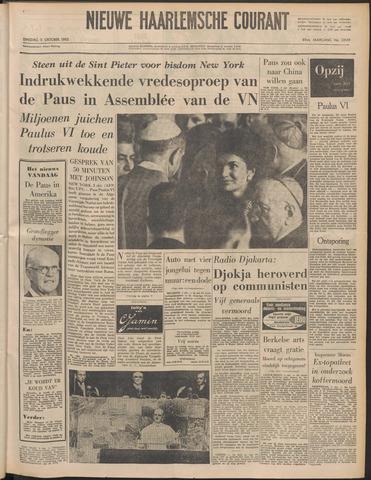 Nieuwe Haarlemsche Courant 1965-10-05