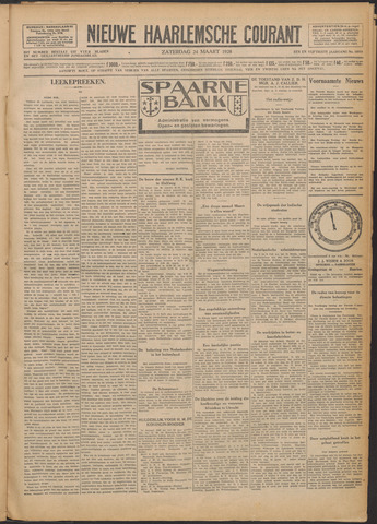Nieuwe Haarlemsche Courant 1928-03-24