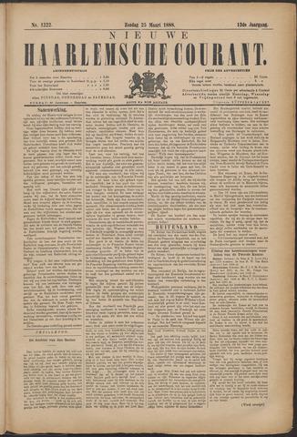 Nieuwe Haarlemsche Courant 1888-03-25
