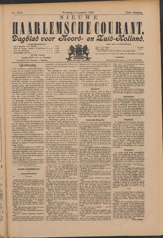 Nieuwe Haarlemsche Courant 1899-09-06