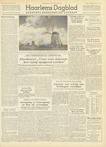 Haarlem's Dagblad 1954-10-26