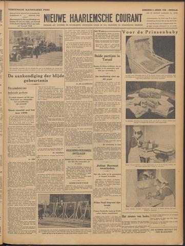 Nieuwe Haarlemsche Courant 1938-01-06