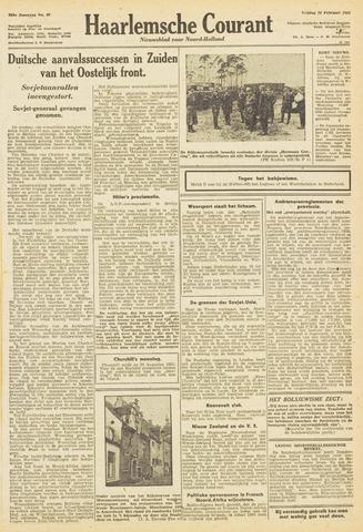 Haarlemsche Courant 1943-02-26
