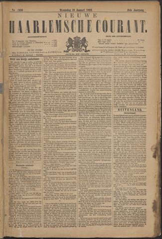 Nieuwe Haarlemsche Courant 1893-01-18