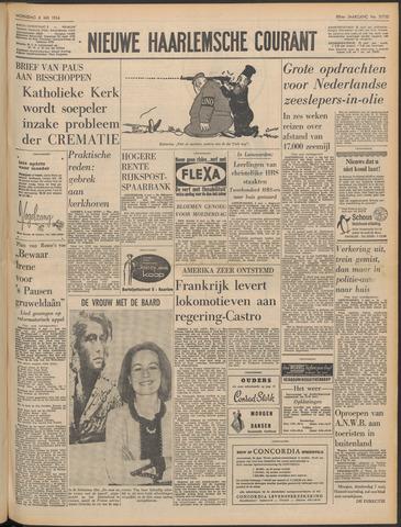 Nieuwe Haarlemsche Courant 1964-05-06