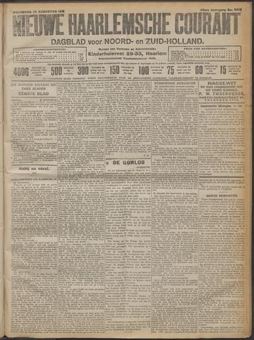 Nieuwe Haarlemsche Courant 1915-08-25