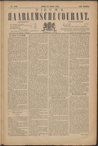 Nieuwe Haarlemsche Courant 1888-01-22