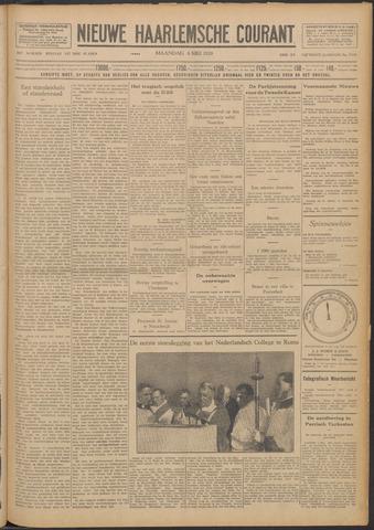 Nieuwe Haarlemsche Courant 1929-05-06