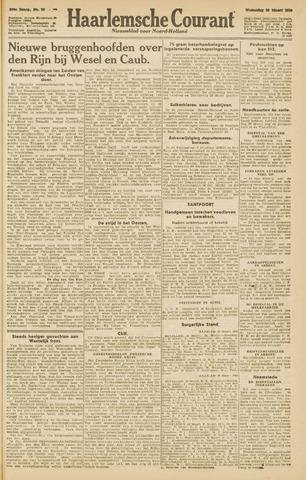 Haarlemsche Courant 1945-03-28