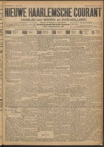 Nieuwe Haarlemsche Courant 1908-07-09
