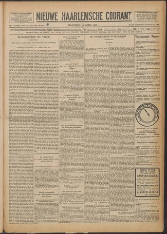 Nieuwe Haarlemsche Courant 1928-04-16
