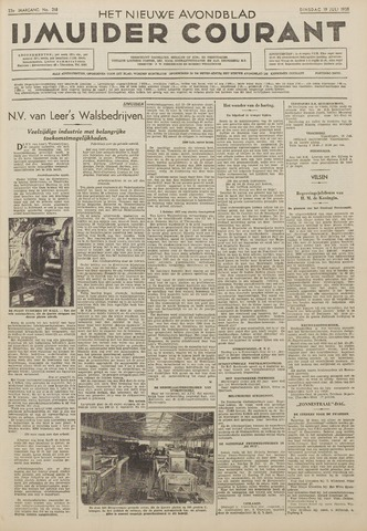 IJmuider Courant 1938-07-19