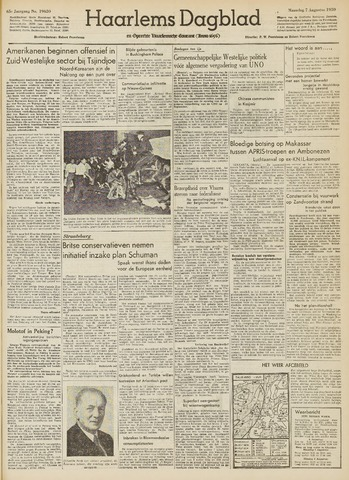 Haarlem's Dagblad 1950-08-07