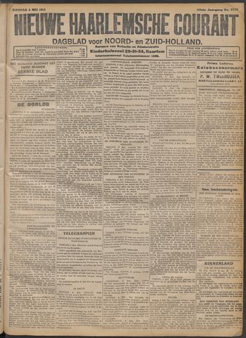 Nieuwe Haarlemsche Courant 1915-05-04