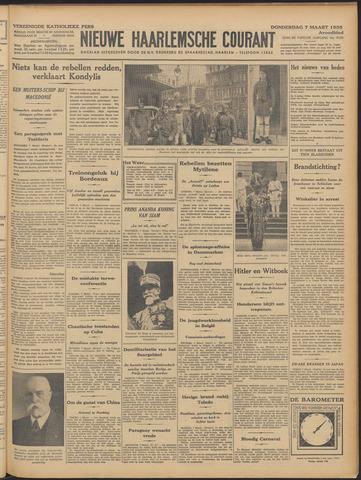 Nieuwe Haarlemsche Courant 1935-03-07
