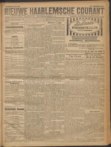 Nieuwe Haarlemsche Courant 1919-07-26