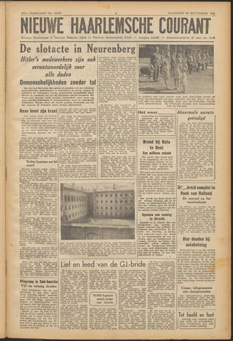 Nieuwe Haarlemsche Courant 1946-09-30