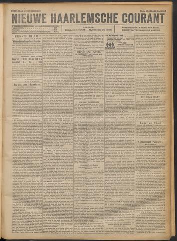 Nieuwe Haarlemsche Courant 1920-10-21