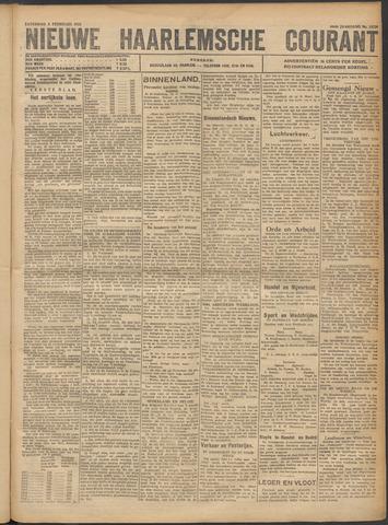 Nieuwe Haarlemsche Courant 1921-02-05