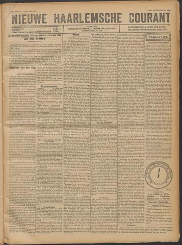 Nieuwe Haarlemsche Courant 1922-01-12