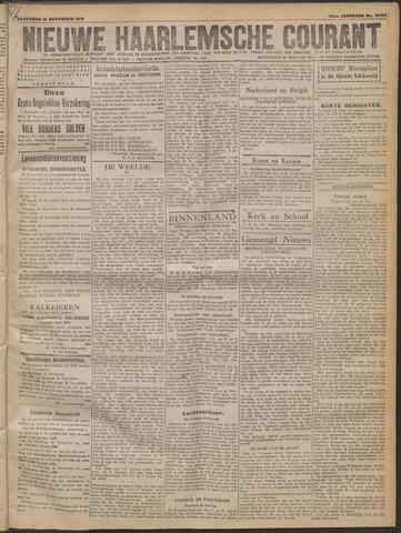 Nieuwe Haarlemsche Courant 1919-11-15