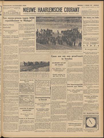 Nieuwe Haarlemsche Courant 1937-02-11