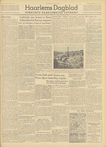 Haarlem's Dagblad 1951-07-10