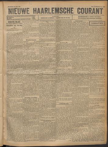 Nieuwe Haarlemsche Courant 1921-07-25