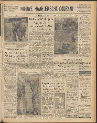 Nieuwe Haarlemsche Courant 1960-11-29