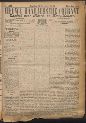 Nieuwe Haarlemsche Courant 1900-12-31