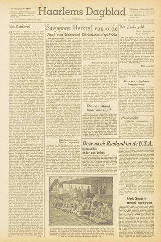 Haarlem's Dagblad 1945-12-10