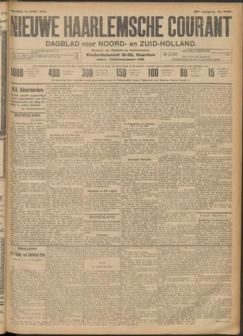 Nieuwe Haarlemsche Courant 1908-04-17