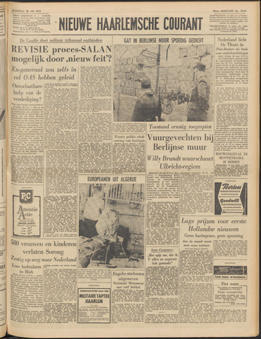 Nieuwe Haarlemsche Courant 1962-05-28