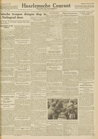Haarlemsche Courant 1942-10-16