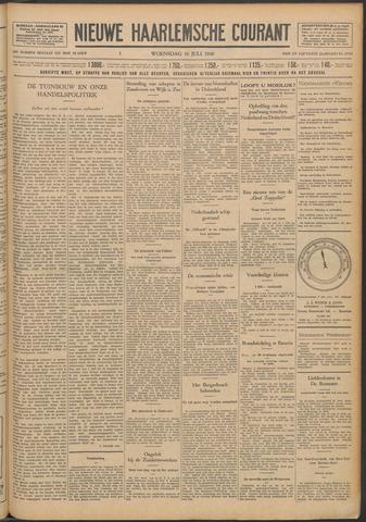 Nieuwe Haarlemsche Courant 1930-07-16