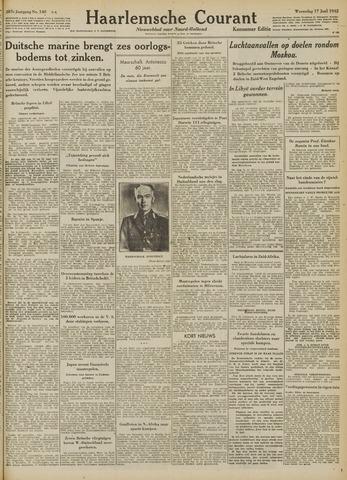 Haarlemsche Courant 1942-06-17