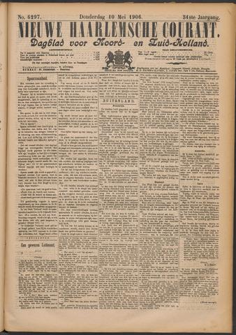 Nieuwe Haarlemsche Courant 1906-05-10