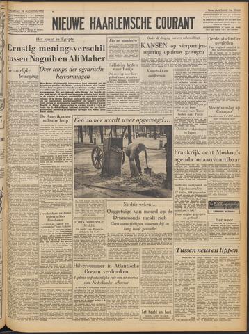 Nieuwe Haarlemsche Courant 1952-08-28