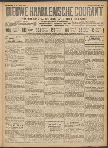 Nieuwe Haarlemsche Courant 1912-10-23