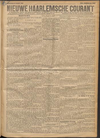Nieuwe Haarlemsche Courant 1920-03-25