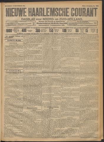 Nieuwe Haarlemsche Courant 1911-11-13