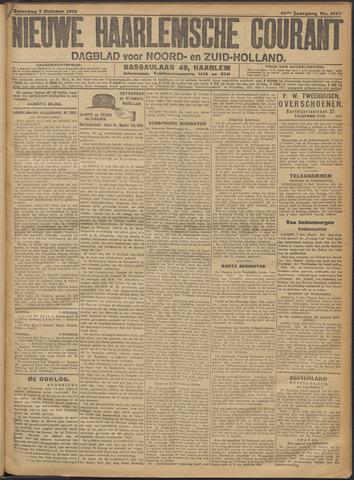 Nieuwe Haarlemsche Courant 1916-10-07