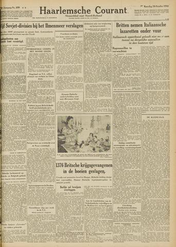 Haarlemsche Courant 1942-10-10