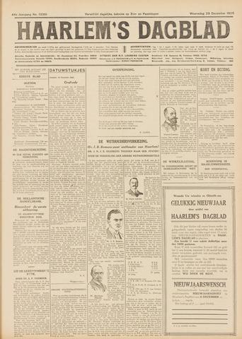 Haarlem's Dagblad 1926-12-29