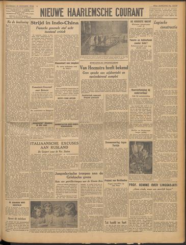 Nieuwe Haarlemsche Courant 1946-12-21
