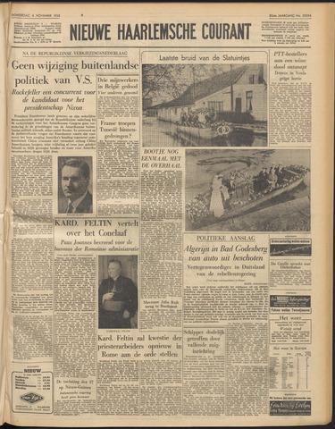 Nieuwe Haarlemsche Courant 1958-11-06