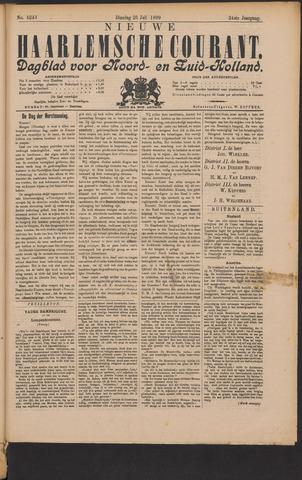 Nieuwe Haarlemsche Courant 1899-07-25