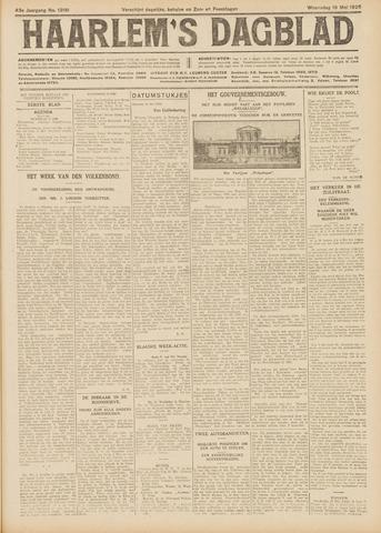 Haarlem's Dagblad 1926-05-19