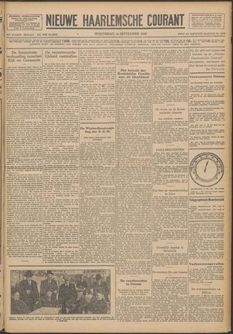 Nieuwe Haarlemsche Courant 1928-09-26