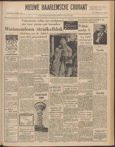 Nieuwe Haarlemsche Courant 1965-12-09